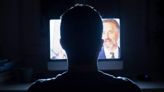 Man Swears He Can Stop Watching Jordan Peterson Videos Anytime He Wants To