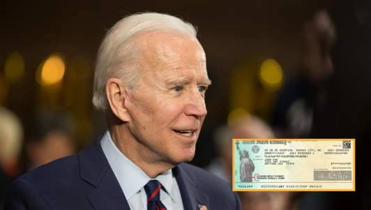 Absentminded Joe Biden Accidentally Mails Stimulus Checks To Defense Contractors Instead Of Americans