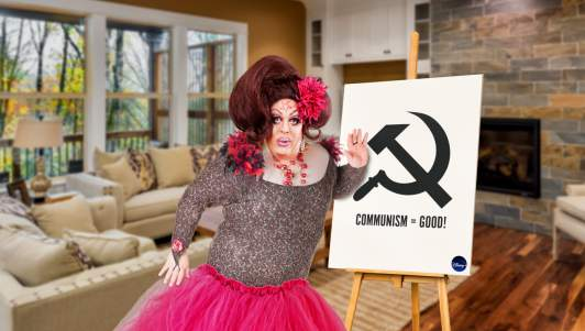 New Disney+ Premium Service Will Send A Satanist Drag Queen To Your House To Teach Your Kids About Communism