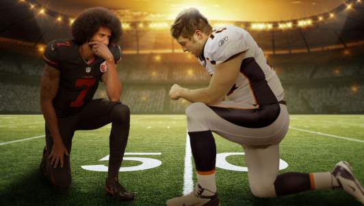 Tebow, Kaepernick To Compete In Epic Kneeling Contest For Spot On NFL Team