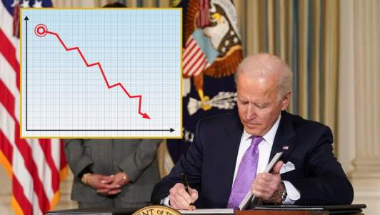 LEAKED: Biden's 8-Part Plan To Improve His Falling Poll Numbers