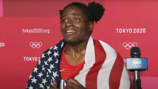 Wrestler Stripped Of Gold Medal After Pro-USA Comments Surface