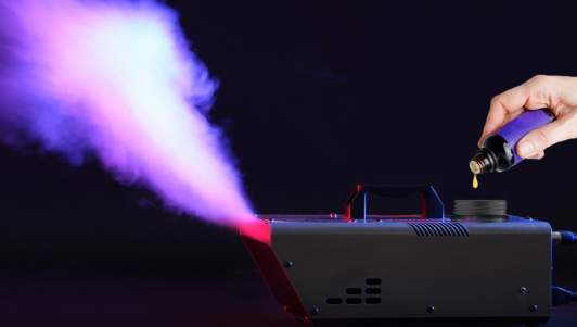 Church Combats COVID By Adding Essential Oils To Fog Machine